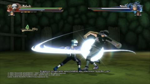 Naruto Shippuden - Ultimate Ninja Storm 4 - Análisis - HobbyConsolas