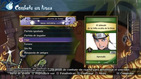 Naruto Shippuden - Ultimate Ninja Storm 4 - Análisis