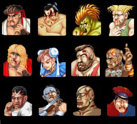 Fallece Ichiro Tollinaki ,creador de personajes icónicos de la saga street figther .