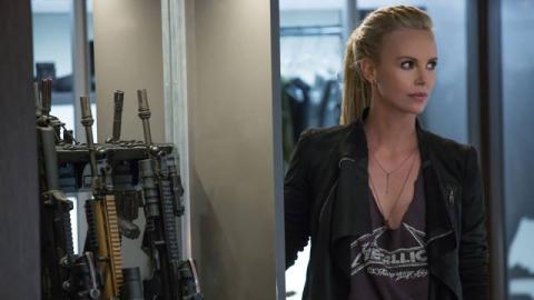 Charlize Theron será Cipher en 'Fast & Furious 8'