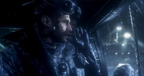 CoD Modern Warfare Remastered