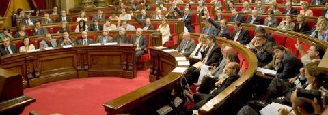Parlament de Catalunya y videojueogs