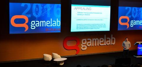 Gamelab 2016 - Hugo Martin