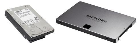 Disco duro, SSD