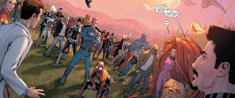 Cómic de Civil War
