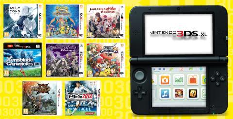 Concurso Hobby Consolas 300 3DS XL