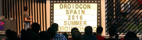 DroidCon Spain 2016