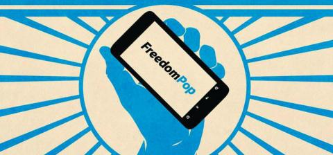 Compañía telefonía gratis FreedomPop