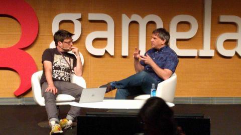 Gamelab Gamelab 2016 Ron Gilbert
