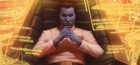El almirante Thrawn vuelve en Star Wars Rebels