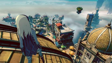 Gravity Rush 2 - Nuevas imágenes