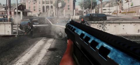 Mod de GTA V