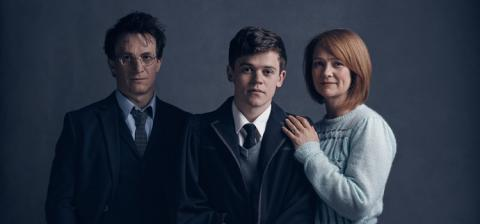 Harry Poter, J.K. Rowling, obra de teatro
