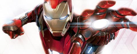 Iron Man Fase 4 de Marvel