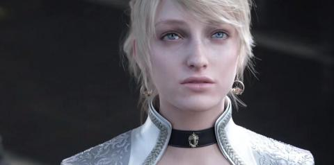 Kingsglaive: Final Fantasy XV película