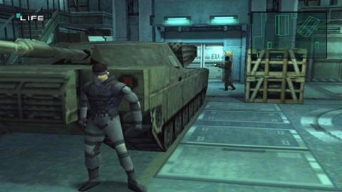 Metal Gear Solid PS1