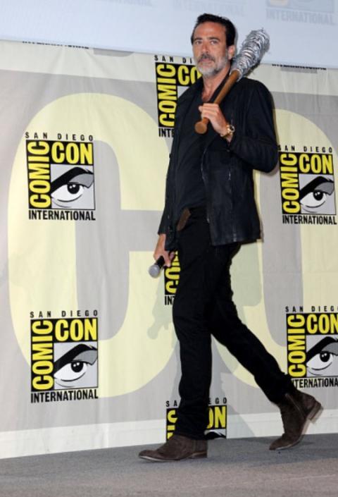 Comic_con, The Walking Dead temporada 7, Jeremy M. Inman