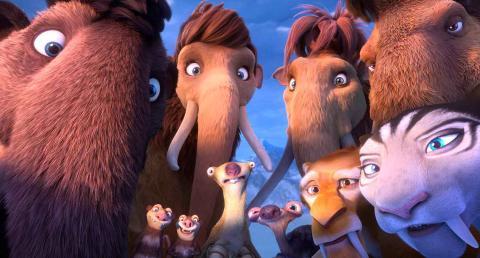 Personajes de Ice Age: el gran cataclismo