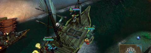 Pirates Treasure Hunters steam