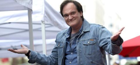 Tarantino palmas