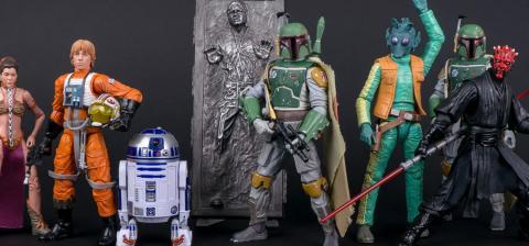 Vota y elige la próxima figura de Star Wars: The Black Series