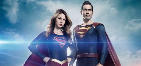 Superman, temporada 2, The CW