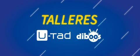 U-tad y Diboos - Talleres animación y videojuegos