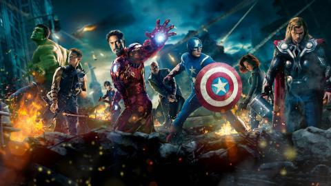 Capitán América, Hulk, Thor