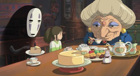 El Viaje de Chihiro Película Studio Ghibli Hayao Miyazaki