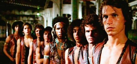 The Warriors película
