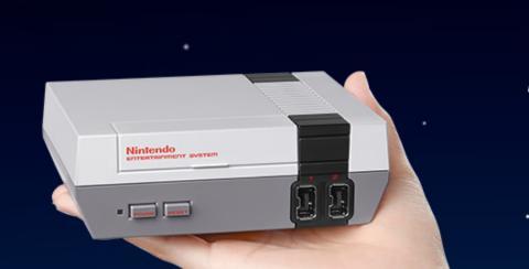 Classic NES Mini
