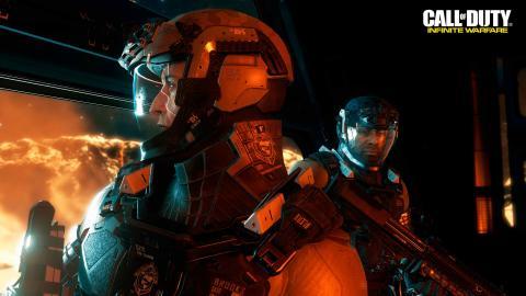 COD Infinite Warfare Gamescom  2