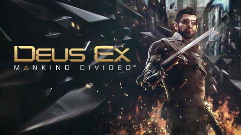Deus Ex: Mankind Divided - Cabecera
