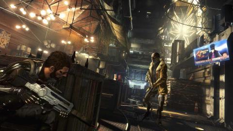 Deus Ex: Mankind Divided Goilem City