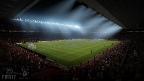FIFA 17 Manchester United
