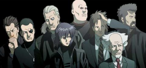 Ghost in the shell fotos filtradas