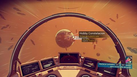 Hobby Constelación
