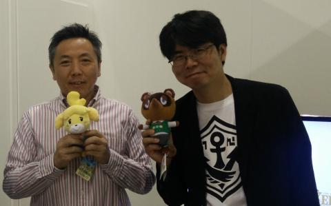 Katsuya Eguchi y Hisashi Nogami