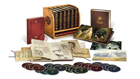 Pack Coleccionista Peter Jackson