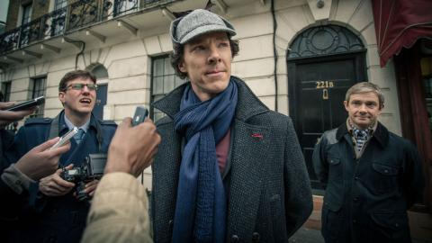 Sherlock temporada 4