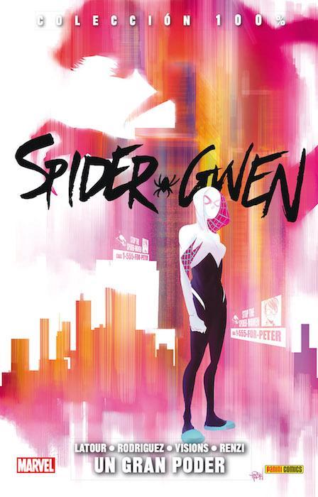 Spider-Gwen portada