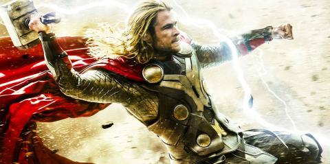 Thor Martillo Chris Hemsworth