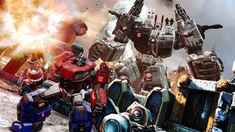 Transformers La Caída por Cybertron