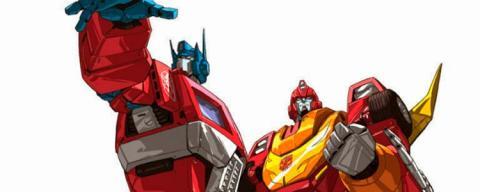 Transformers: The last knight - Hot Rod