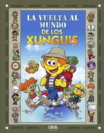 Xunguis Personajes tebeo españoñ de los 90