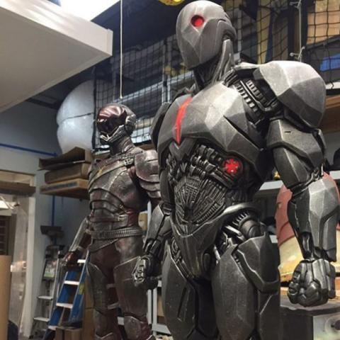 La Liga de la Justicia , Flash, Ironhead Studios