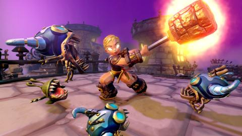 Barbella en Skylanders Imaginators 2