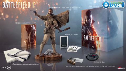 Battlefield 1 Edición coleccionista