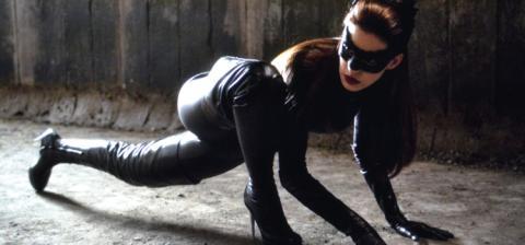 DC, El caballero oscuro: la leyenda renace, Anne Hathaway