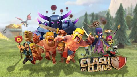 Clash of Clans - Cabecera